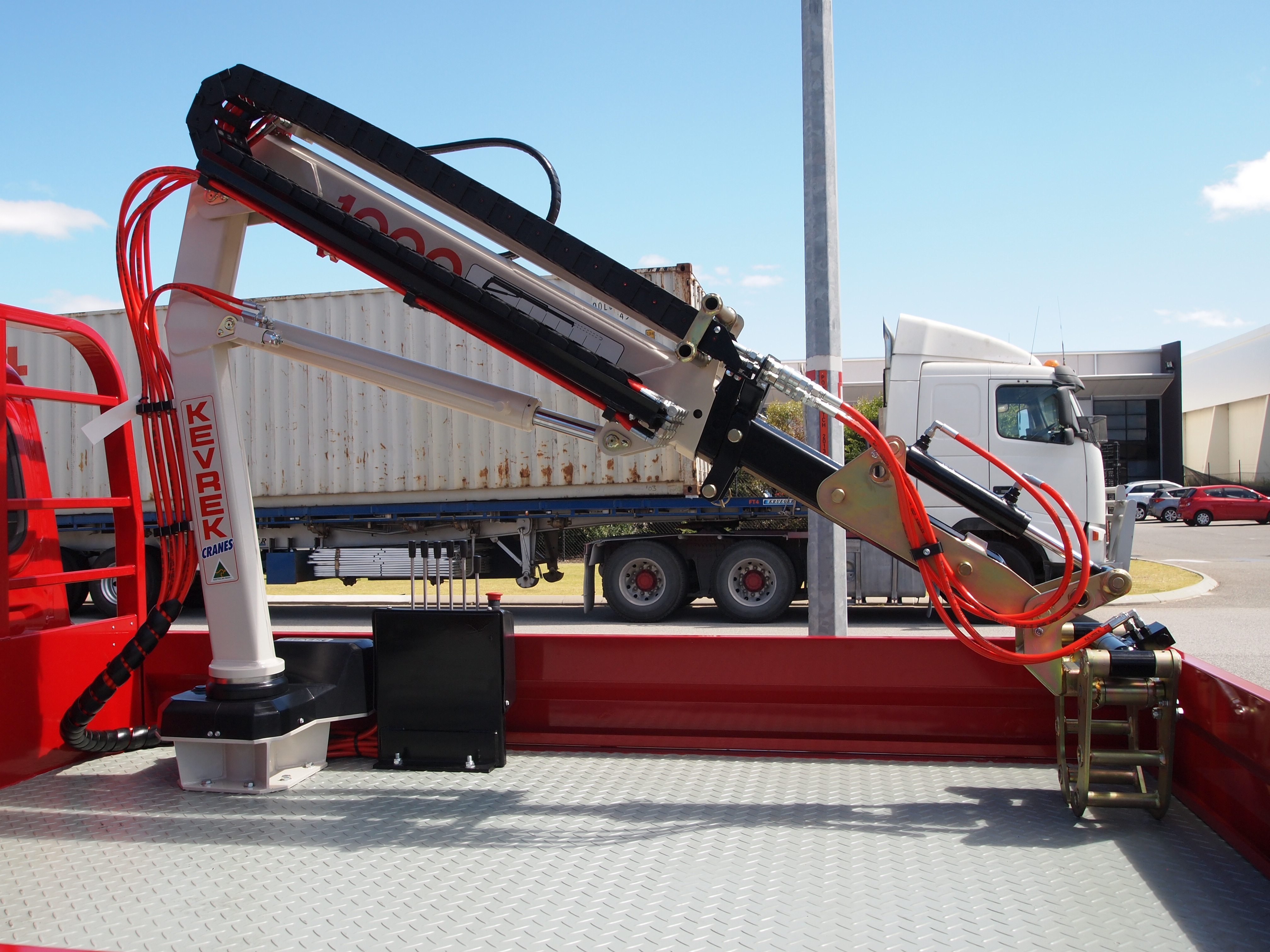 Pole Grab Red Landcruiser (1)