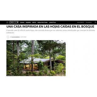 「積葉の家」ELLE DECOR掲載
