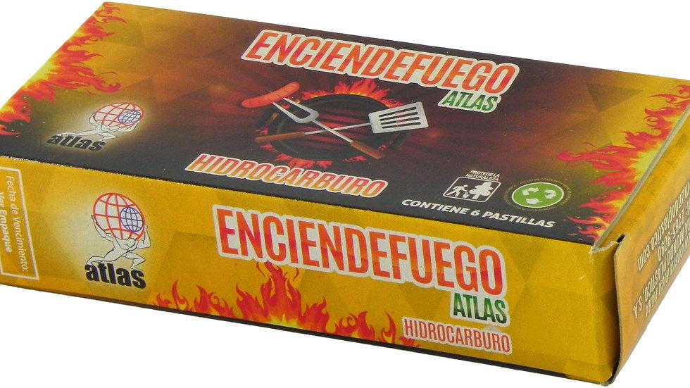 ATLAS ENCIENDEFUEGO HIDROCARBURO