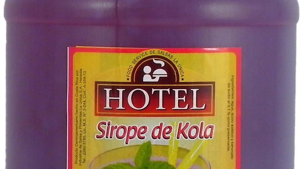 HOTEL FOOD SERV SIROPE KOLA 3.5L