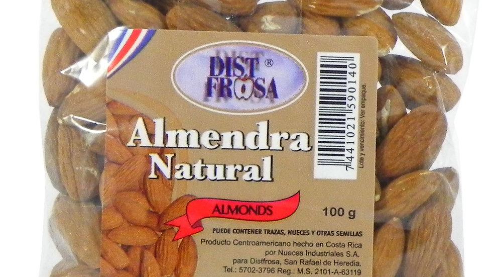 DISTFROSA ALMENDRAS 100 GRS
