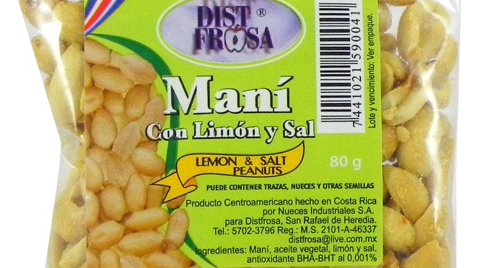 DISTFROSA MANI CON LIMON Y SAL 80 GRS