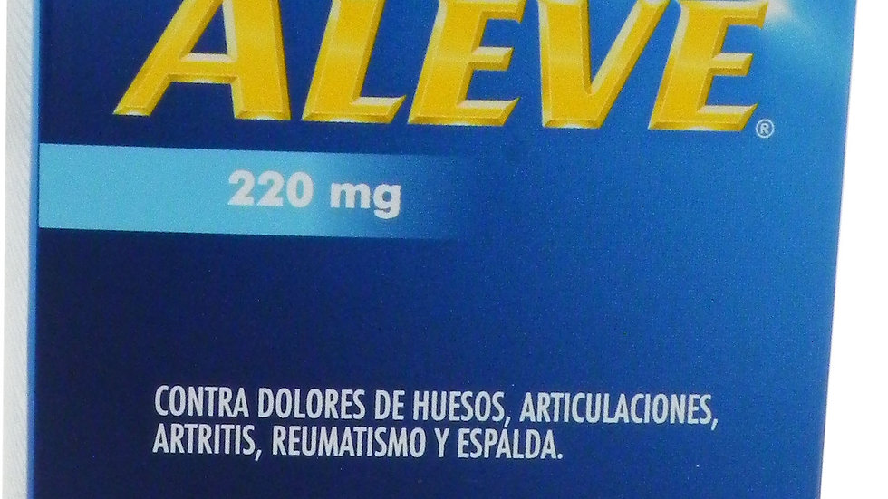 BAYER ALEVE 220 MG 36'S