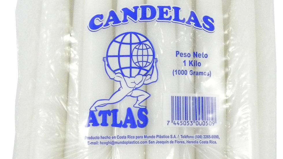 ATLAS CANDELA ARTESANAL 1 kilo