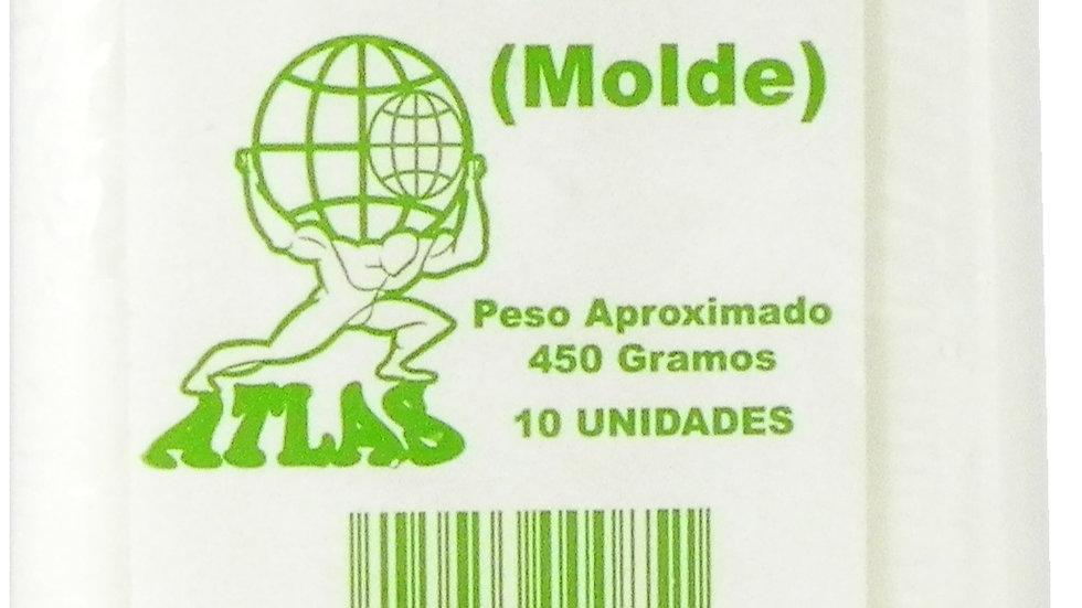 ATLAS CANDELA MOLDE 450 GMS