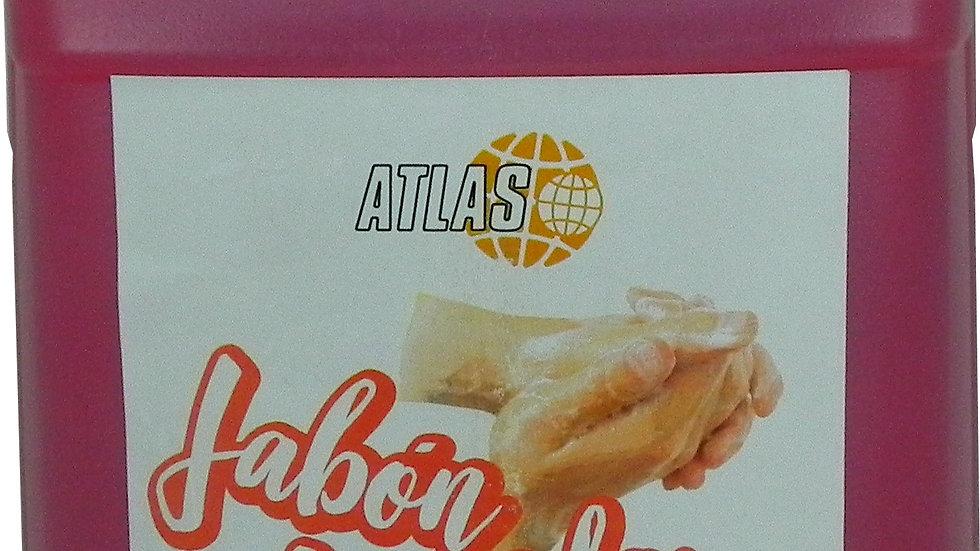 ATLAS JABON LIQUIDO FRESA GALON