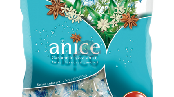 ANICE CARAMELO DE ANIS 250gr 40 UDS