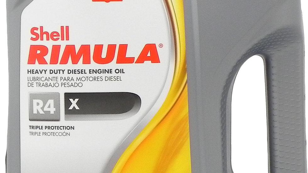 SHELL ACEITE RIMULA R4 X 15W40 GL