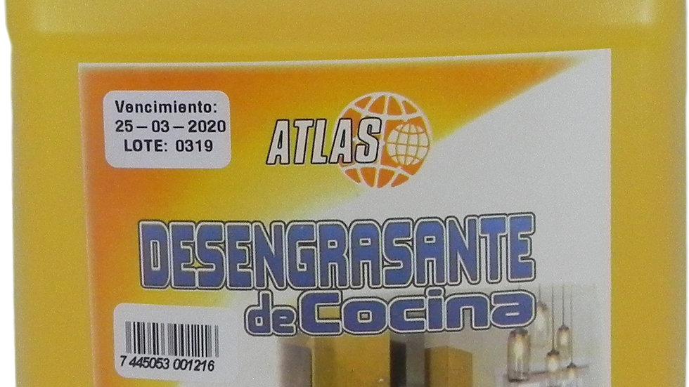 ATLAS DESENGRASANTE MULTIUSO GALON