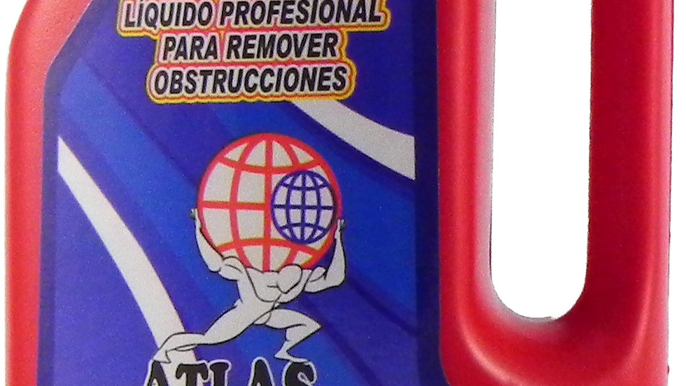 ATLAS DESATORADOR 1 LITRO