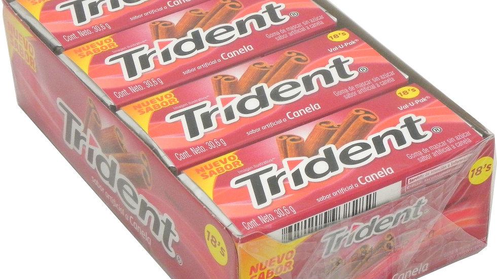 TRIDENT EV CANELA 12 UND