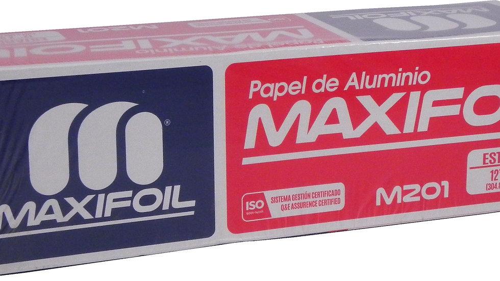 """MAXIFOIL ALUMINIO 12""""x500PIES"""