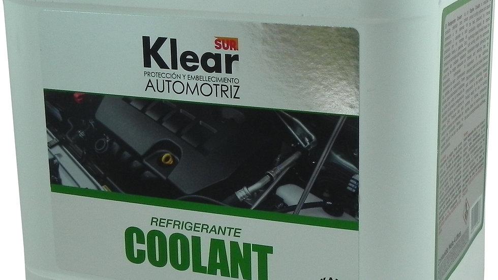 KLEAR REFRIGERANTE COOLANT 4 litros