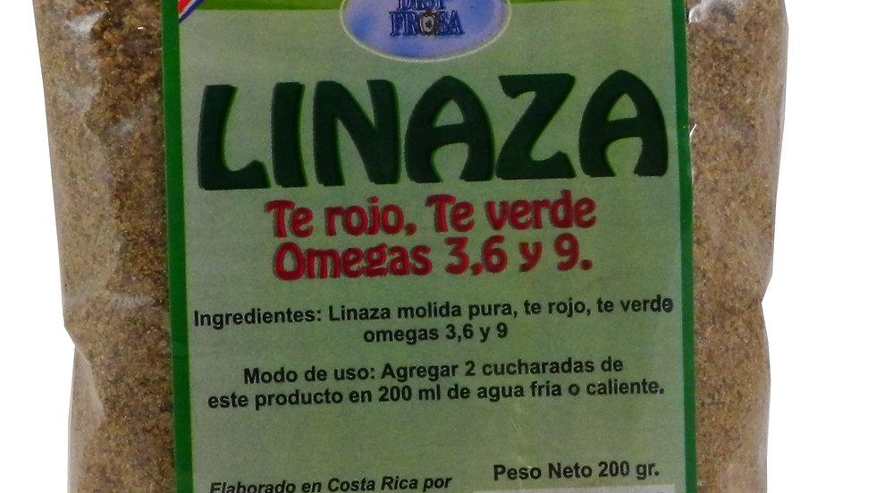 DISTFROSA LINAZA MOL + OMEGA 200 GR