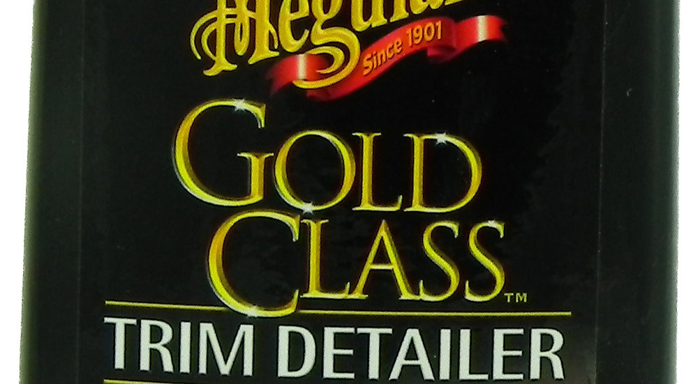 MEGUIAR GOLD CLASS TRIM DETAILER 298ml