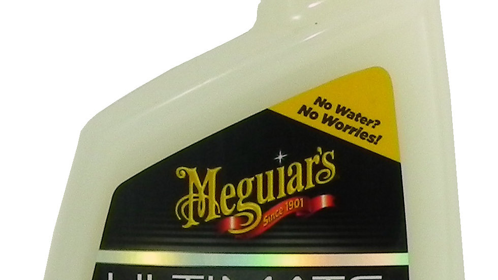 MEGUIAR ULTIMATE WATERLESS WASH N WAX 768 ml