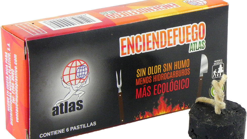 ATLAS ENCIENDEFUEGO