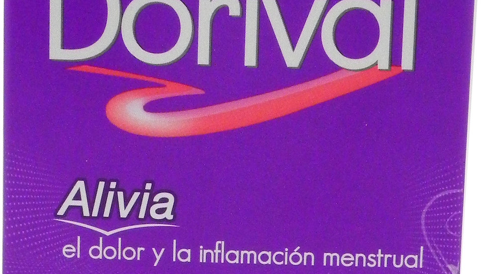 BAYER DORIVAL 200 MG 60'S