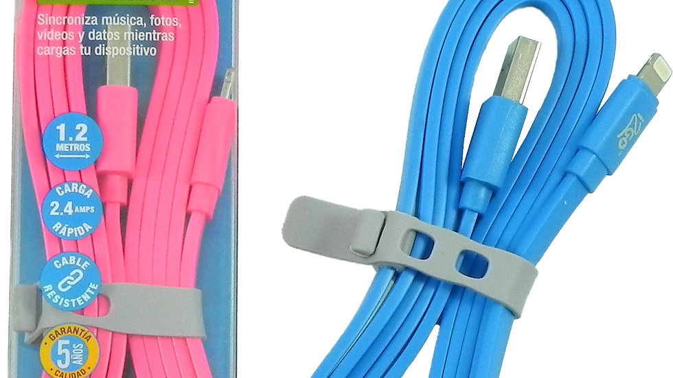 I2GO CABLE LIGHTNING 8 PINES IPHONE