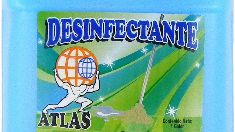 ATLAS DESINFECTANTE LAVANDA 1 GALON