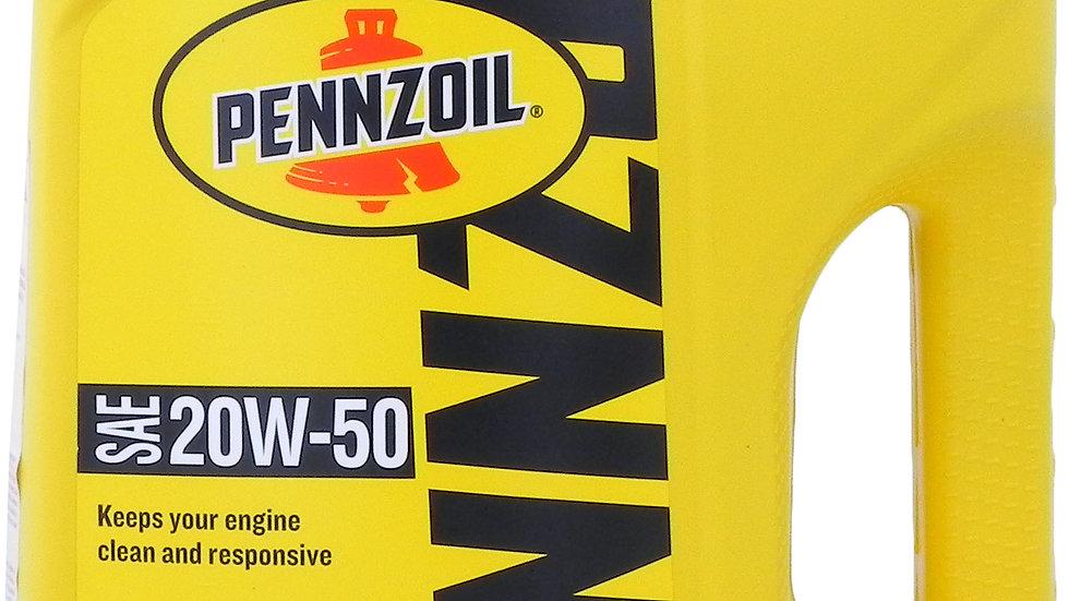 PENZOIL ACEITE 20W50 GL