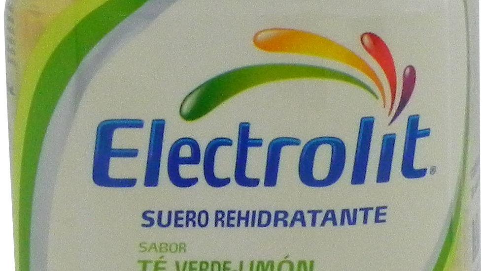 ELECTROLIT 625 ML TE VERDE