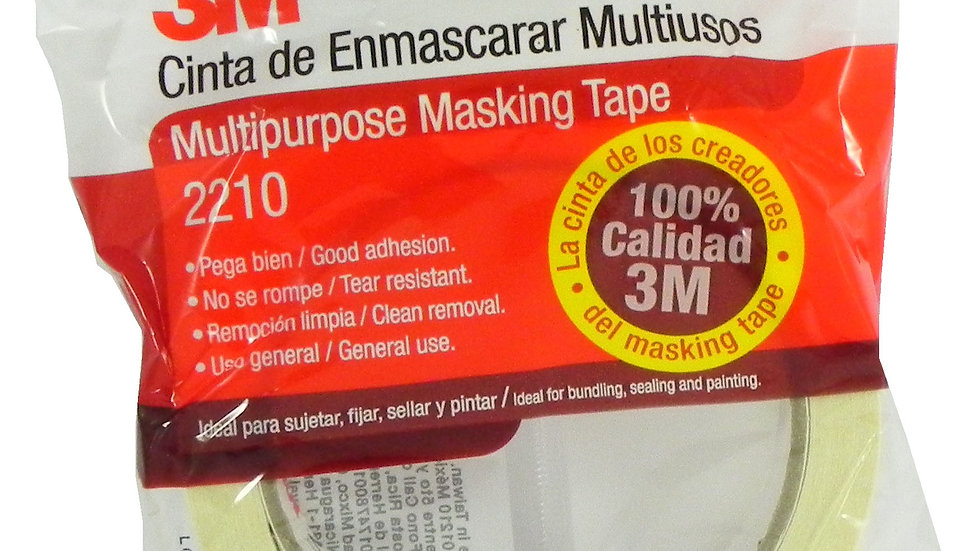 3M MASKING TAPE TAR 24mm 30mts 1