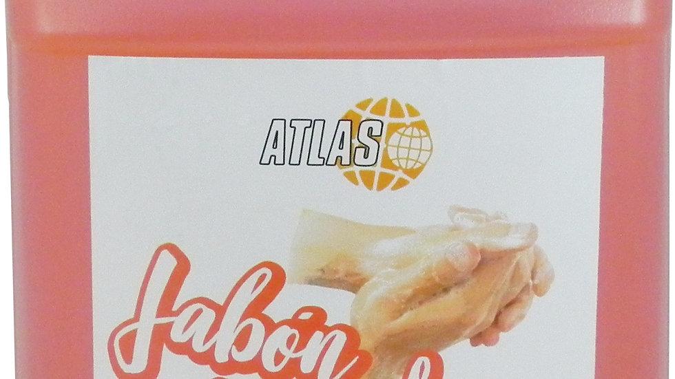 ATLAS JABON LIQUIDO FRESH GALON
