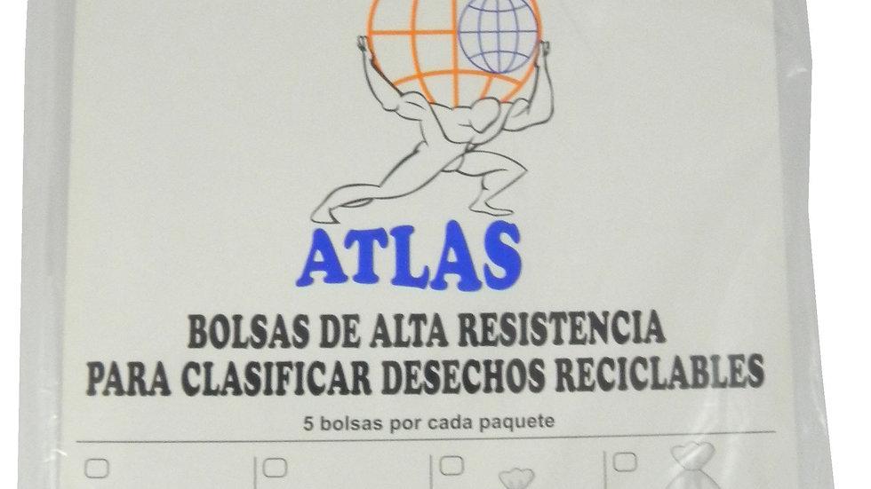 ATLAS BOLSA RECICLAR 103 LTS 36X58