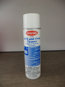 Sprayway - Grill & Oven Cleaner