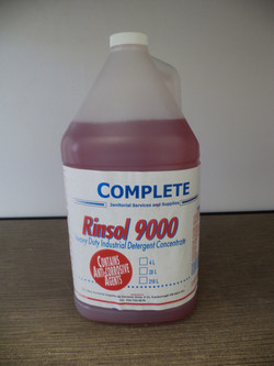 Rinsol 9000 - Detergent Concentrate