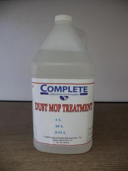 Dust Mop Treatment Liquid