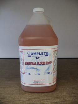 Neutral Floor Soap