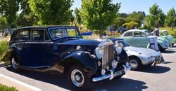 Car Show - 1953 Rolls Royce Silver Wrait