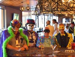 Masquerade Ball - scary stuff