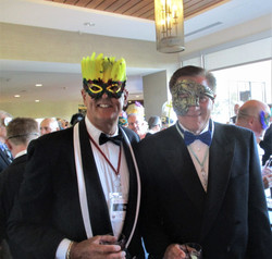 Masquerade Ball - well dressed