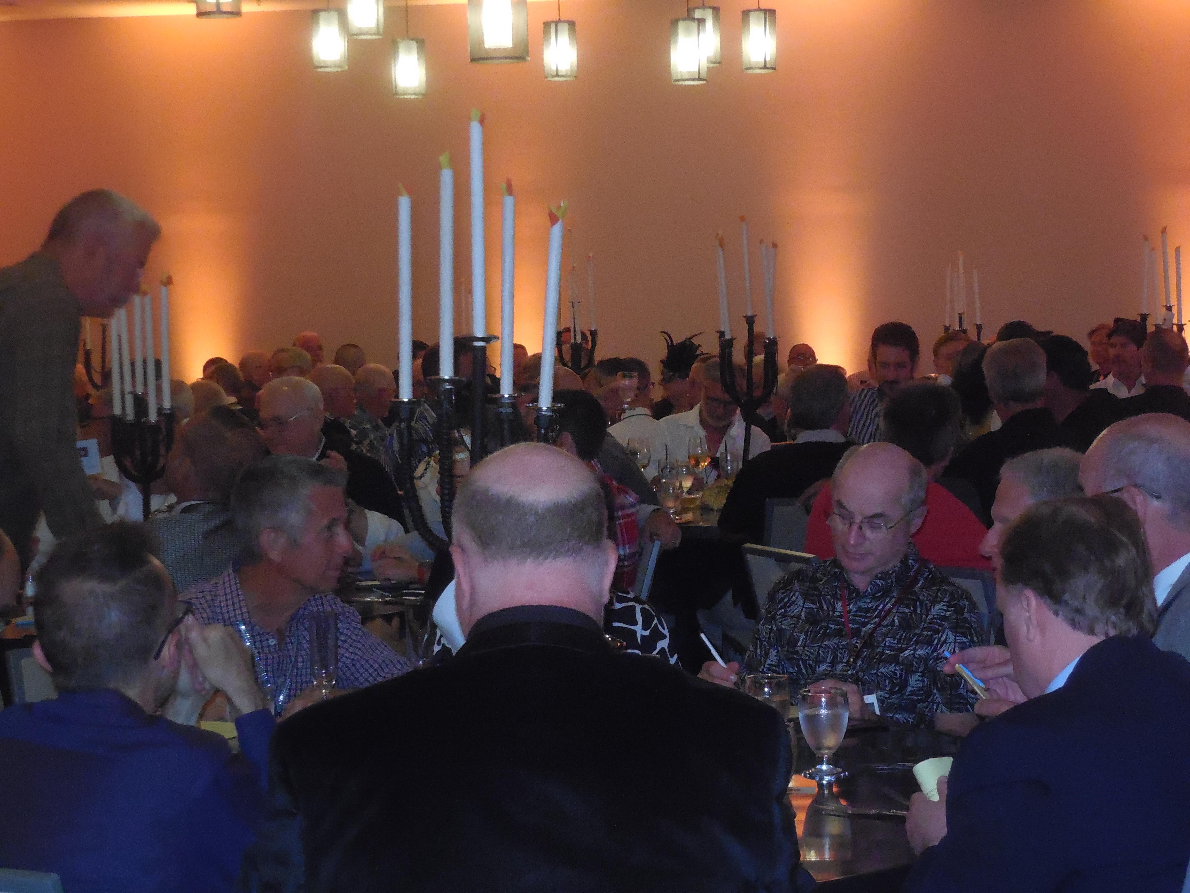 Awards Show Dinner 09