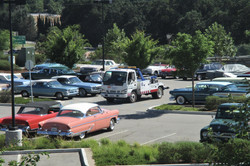 A Car Show - AAA Tow Truck