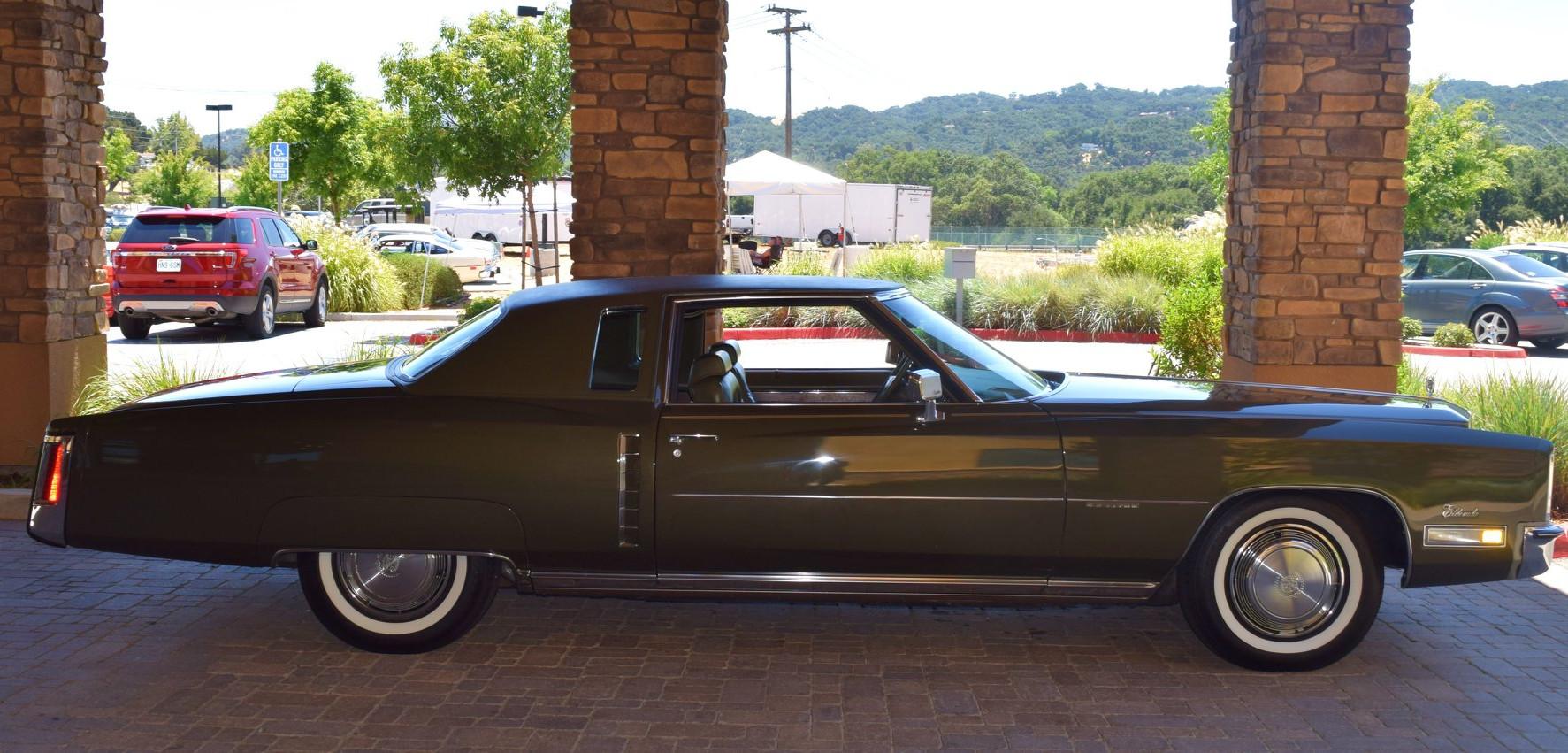 Car Show - Cadillac Eldorado in Avocado Green.jpg