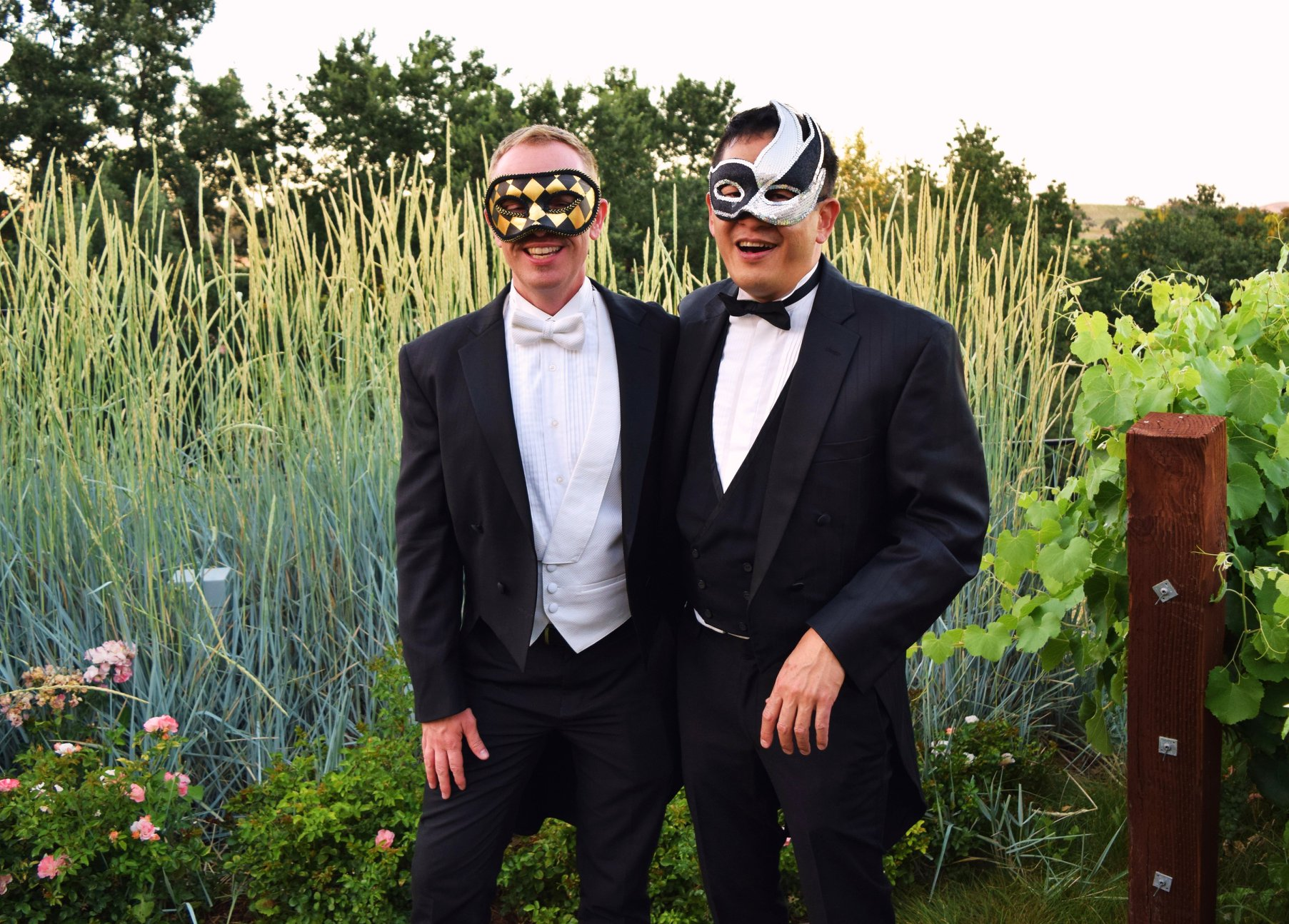Masquerade Ball - Chris Greene