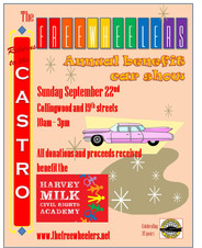Annual Benefit Car Show - 29th large pos