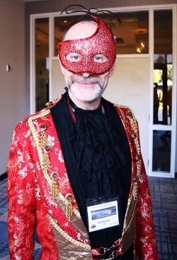 Masquerade Ball - Christopher Slater