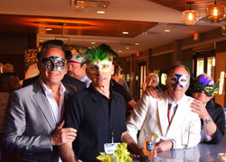 Masquerade Ball - who are these masked m