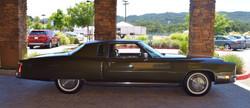 Cadillac - Eldorado in Avocado Green