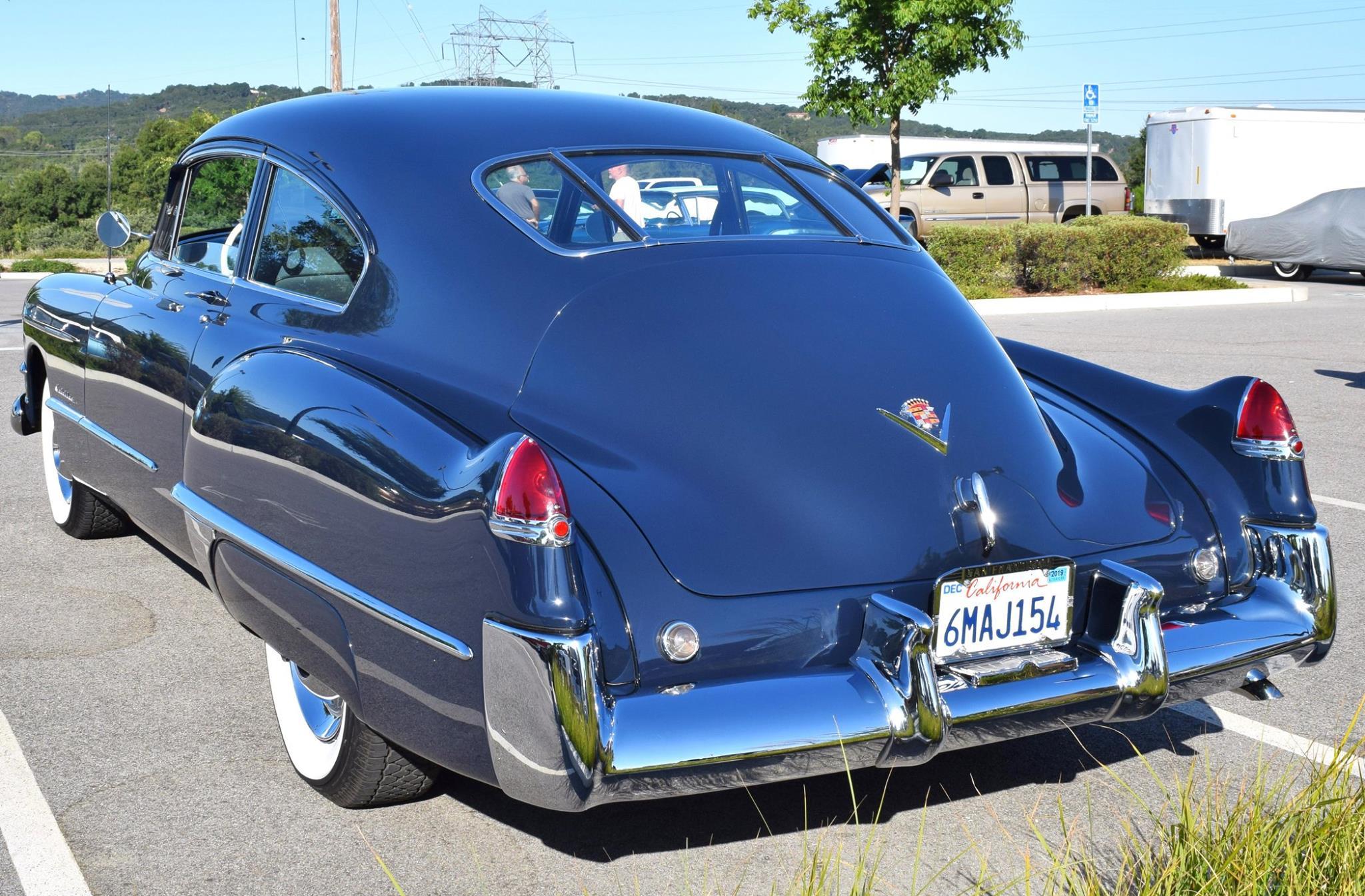 Cadillac - Sedanette
