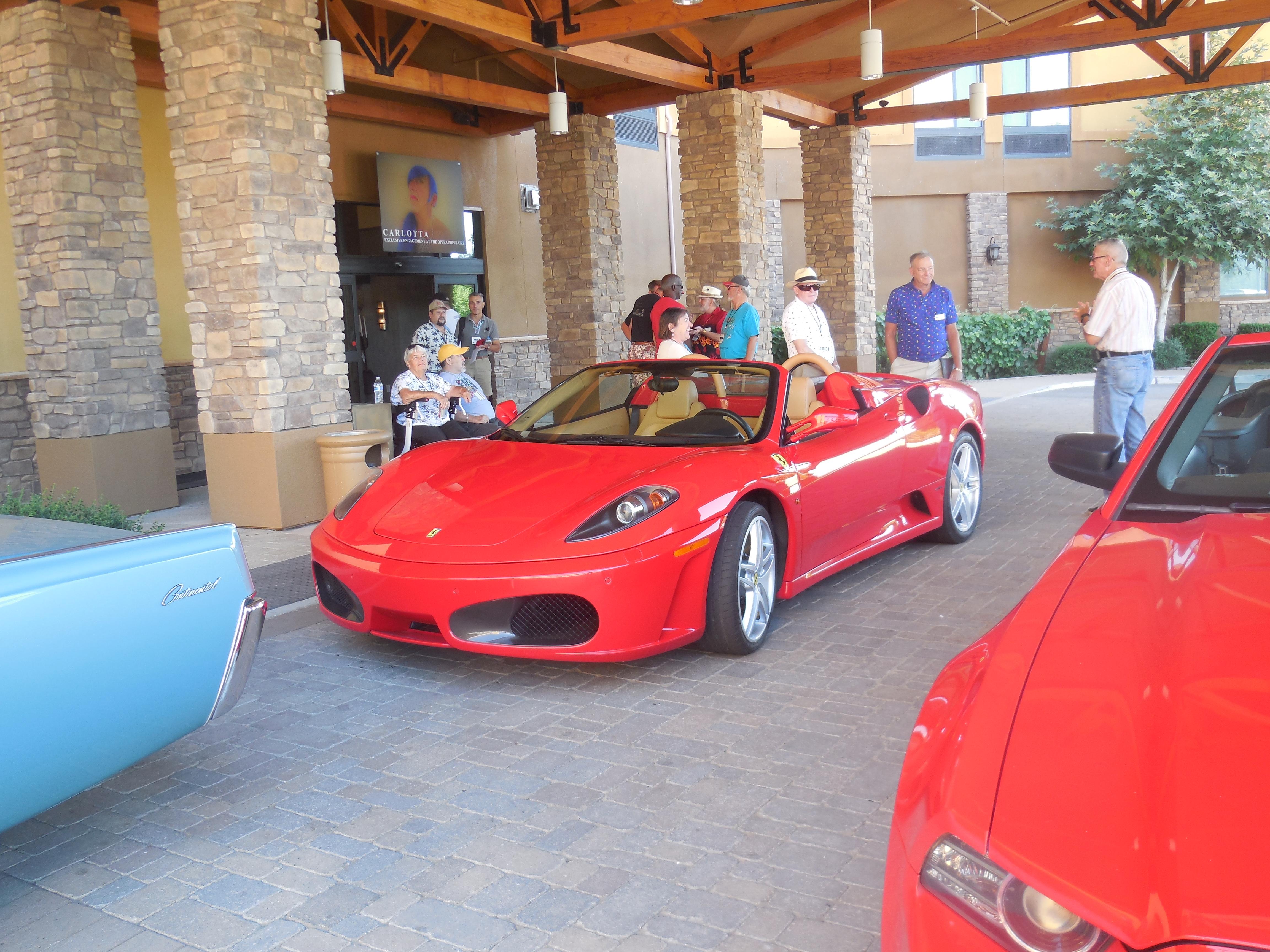 Drive Tour - Ferrari 430