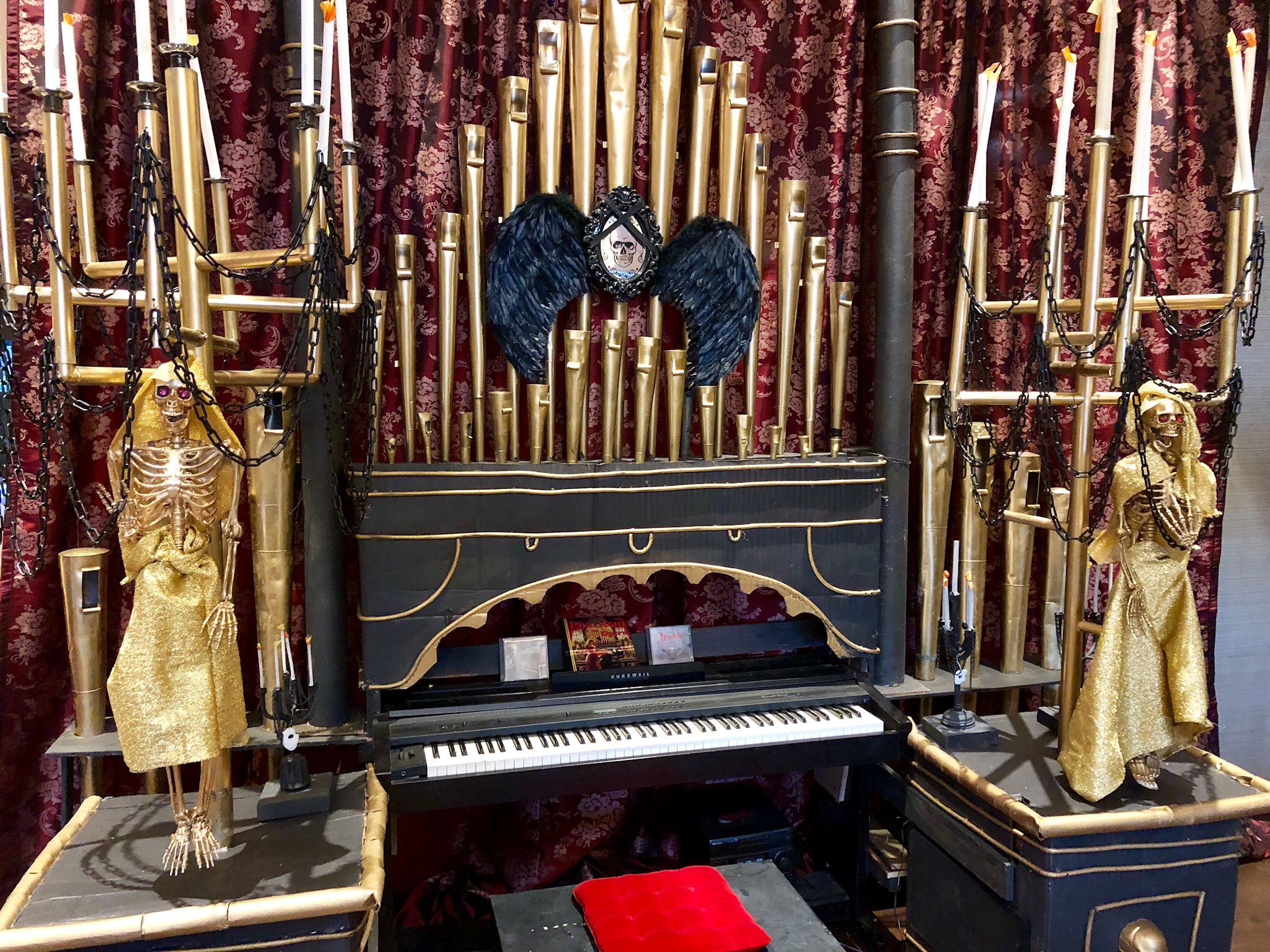Decorations - Organ 01