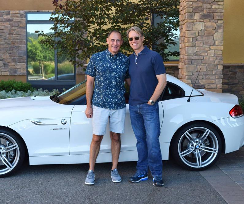 Chris and Rob with BMW.jpg