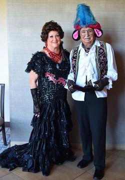 Masquerade Ball - Dave and Marylin Chiot