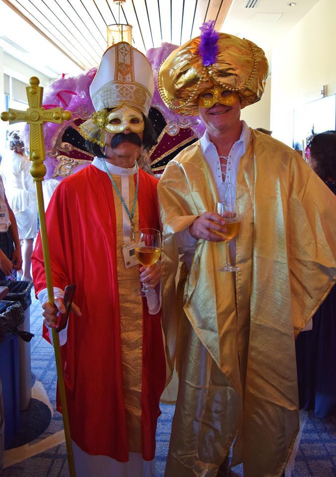 Masquerade Ball - John and Friend.jpg
